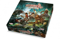 Monopolis Zombicide Black Plague Expansion Tabletop, Board and Card Game