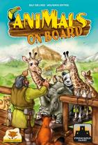 Monopolis Animals on Board Base Tabletop, Board and Card Game
