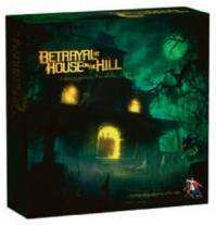 Monopolis Betrayal at House on the Hill Base Tabletop, Board and Card Game