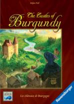 Monopolis Castle of Burgundy Base Tabletop, Board and Card Game