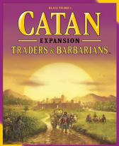Monopolis Catan Traders & Barbarians Expansion Tabletop, Board and Card Game