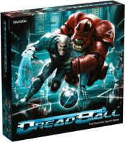 Monopolis DreadBall The Futuristic Sports Board Game Base Tabletop, Board and Card Game