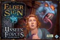 Monopolis Elder Sign Unseen Force Expansion Tabletop, Board and Card Game