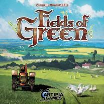 Monopolis Fields of Green Board Game Base Tabletop, Board and Card Game