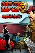 Monopolis Good Cop Bad Cop: Undercover Expansion Tabletop, Board and Card Game