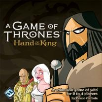 Monopolis A Game of Thrones: Hand of the King Base Tabletop, Board and Card Game