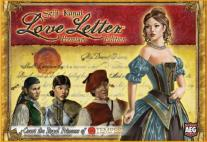 Monopolis Love Letter Premium Base Tabletop, Board and Card Game