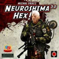 Monopolis Neuroshima Hex! 3.0 Board Game Base Tabletop, Board and Card Game