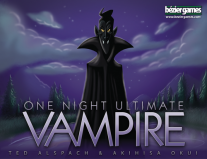 Monopolis One Night Ultimate Vampire Base Tabletop, Board and Card Game