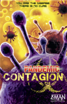 Monopolis Pandemic Contagion Tabletop, Board and Card Game