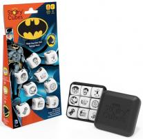 Monopolis Rory Story Cube Batman Base Tabletop, Board and Card Game