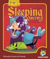 Monopolis Sleeping Queen Base Tabletop, Board and Card Game
