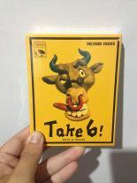Monopolis Take 6 Base Tabletop, Board and Card Game