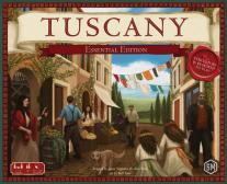 Monopolis Viticulture Expansion Tuscany Essential Edition Board Game Base Tabletop, Board and Card Game