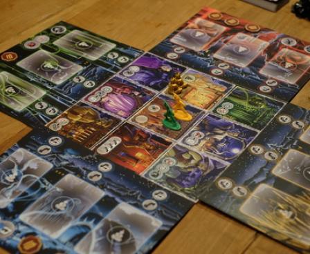 Ghost Stories Board Game   Monopolis - Toko Board Games