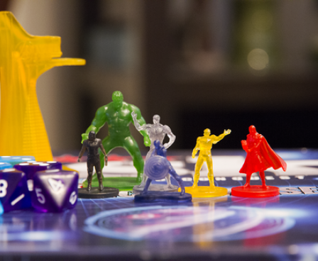 Risk Marvel Cinematic Universe Board Game | Monopolis - Toko