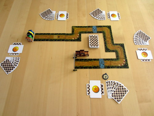 Monopolis The Hare and the Tortoise Board Game Base Tabletop, Board and Card Game