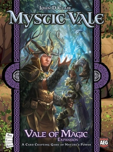 Monopolis Mystic Vale: Vale of Magic Expansion Tabletop, Board and Card Game