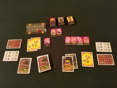 Monopolis Welcome Back to the Dungeon Board Game Base Tabletop, Board and Card Game