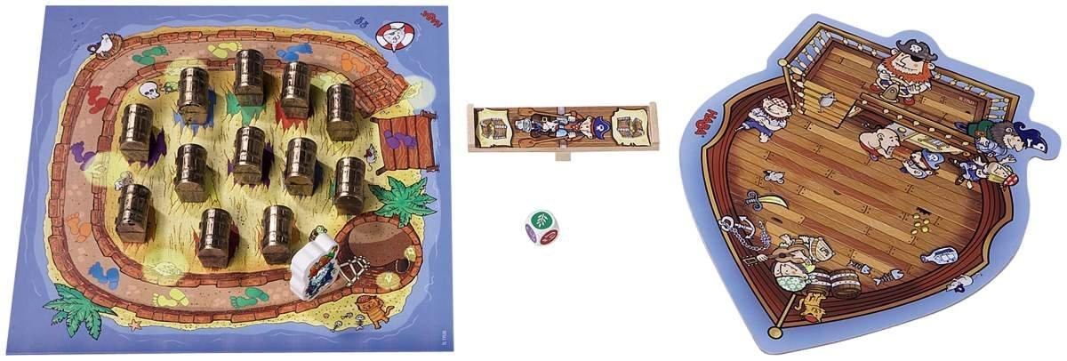 Monopolis Balance Island Base Tabletop, Board and Card Game
