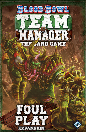 Monopolis Blood Bowl Foul Play Exp Tabletop, Board and Card Game