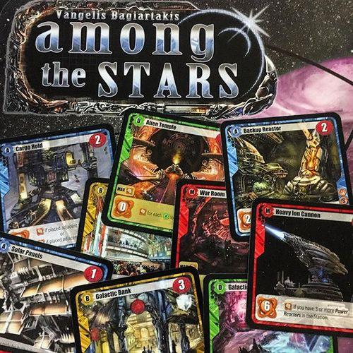 Monopolis Among The Stars Base Tabletop, Board and Card Game