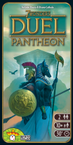 Monopolis 7 Wonders Pantheon Expansion Tabletop, Board and Card Game
