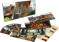Monopolis 7 Wonders Wonder Pack Expansion Tabletop, Board and Card Game