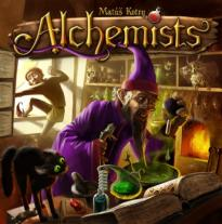Monopolis Alchemists Base Tabletop, Board and Card Game