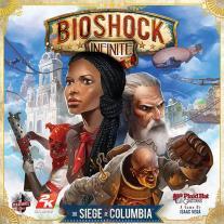 Monopolis Bioshock Base Tabletop, Board and Card Game