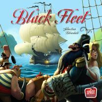 Monopolis Black Fleet Base Tabletop, Board and Card Game