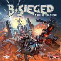 Monopolis B-Sieged Sons of the Abyss Base Tabletop, Board and Card Game