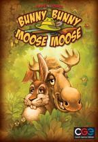Monopolis Bunny Bunny Moose Moose Base Tabletop, Board and Card Game