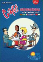 Monopolis Cafe International Base Tabletop, Board and Card Game