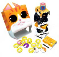 Monopolis Cat Tower Base Tabletop, Board and Card Game