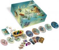 Monopolis Celestia Base Tabletop, Board and Card Game