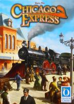 Monopolis Chicago Express Base Tabletop, Board and Card Game