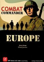 Monopolis Combat Commander Europe Base Tabletop, Board and Card Game