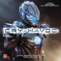 Monopolis Cry Havoc Base Tabletop, Board and Card Game