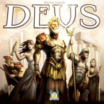 Monopolis Deus Base Tabletop, Board and Card Game