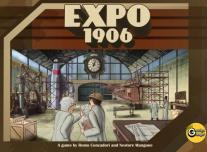 Monopolis Expo 1906 Base Tabletop, Board and Card Game