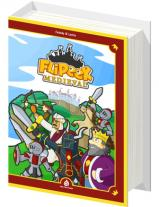 Monopolis Flipeek Base Tabletop, Board and Card Game
