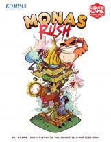 Monopolis Monas Rush Base Tabletop, Board and Card Game