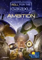 Monopolis Roll for the Galaxy: Ambition Flock Base Tabletop, Board and Card Game