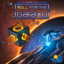 Monopolis Roll for the Galaxy Base Tabletop, Board and Card Game