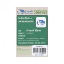 Monopolis Swan Panasia Schweinsgalopp Mini Chimera Thick 43x65 Card Sleeve Board Game Accessories