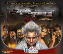 Monopolis Agent of Smersh Base Tabletop, Board and Card Game