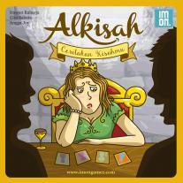 Monopolis Alkisah Base Tabletop, Board and Card Game