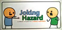 Monopolis Joking Hazard Base Tabletop, Board and Card Game